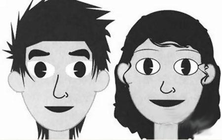 Nhìn hình dáng khuôn mặt vợ chồng sẽ biết chính xác hôn nhân đi tới đâu