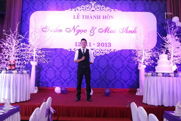 mc đám cưới tại hà nội