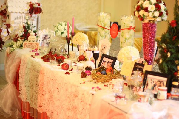 trang trí đám cưới giá rẻ