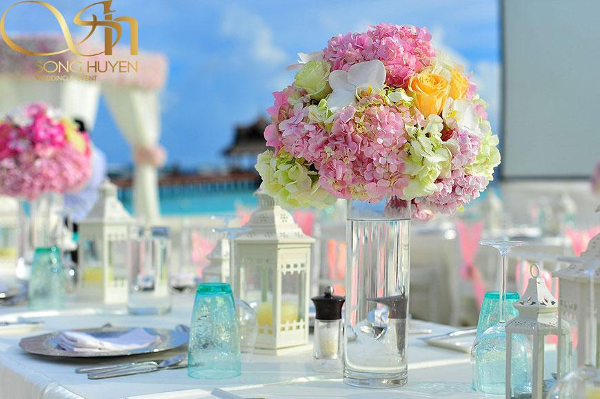 Chọn địa điểm cưới phù hợp với ngân sách quy định