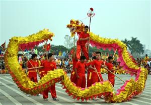 Cho thuê đội múa lân uy tín, chất lượng tại Hà Nội