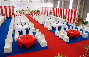 Bạn biết gì về dịch vụ cho thuê bàn ghế đám cưới?