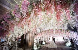 Phong cách trang trí đám cưới - nhìn là mê