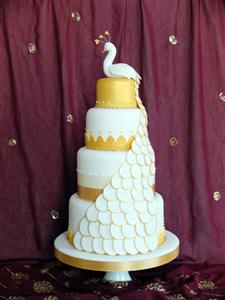 10 xu hướng bánh cưới chủ đạo năm 2014