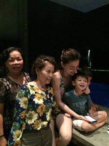 Sinh nhật Subeo được Hồ Ngọc Hà tổ chức ấm cúng