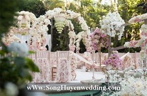 Sự khác nhau giữa đám cưới mùa hè và mùa thu