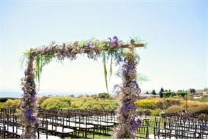 Cách chọn cổng hoa đẹp cho đám cưới
