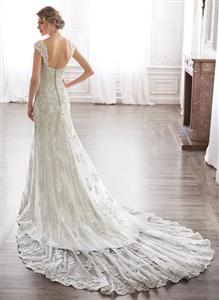 7 mẫu váy cưới dự đoán sẽ gây sốt trong năm 2015