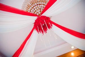 Màu sắc trang trí ngôi nhà trong ngày cưới