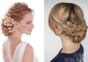 Tết tóc se duyên - Mẫu tóc mới cho cô dâu ngày cưới