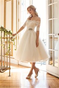 Ngẩn ngơ trước 50 mẫu váy cưới khiến bạn muốn kết hôn lần nữa