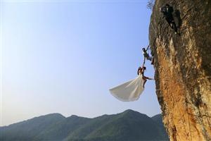 Những bức ảnh cưới siêu hài hước