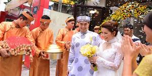 Những kiêng kỵ cần chú ý trong lễ đón dâu