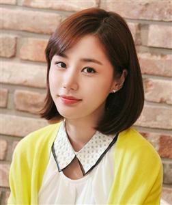 Những kiểu tóc Hàn Quốc cho cô nàng trán bướng