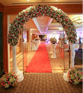 Đám cưới tráng lệ của Á hậu Diễm Trang