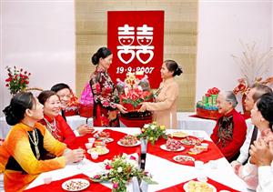 3 nghi lễ quan trọng không thể thiếu khi đám cưới