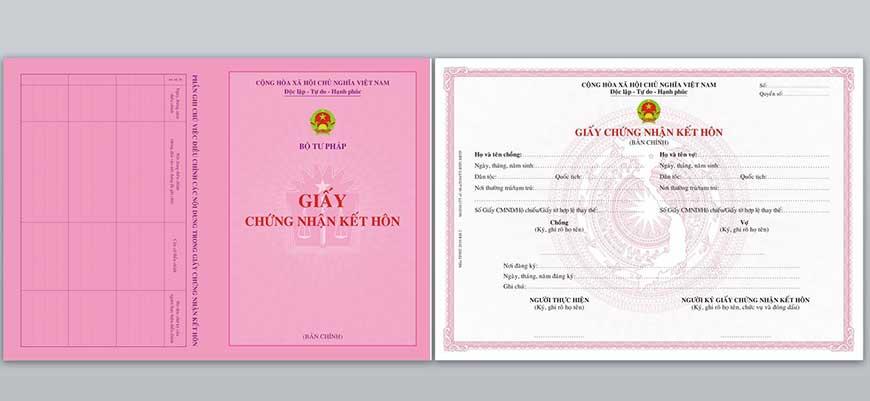 Cách làm thủ tục đăng ký kết hôn NHANH - ĐÚNG - ĐỦ mới nhất 2019