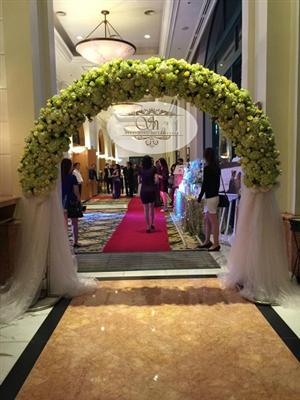 Album cổng hoa cưới đẹp nhất