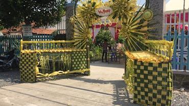 Cổng cưới lá dừa ảnh 1 00003