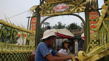 Cổng cưới lá dừa ảnh 1 00004