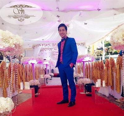 Đám cưới Huy Hoàng - Tuyết Chinh
