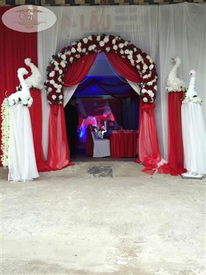 Đám cưới của Vân Anh - Đức Đô