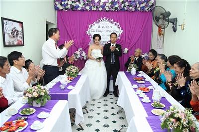 Đám cưới Thu Phương - Việt Hưng