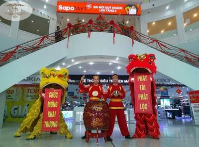 Khai trương chuỗi siêu thị Sapo với 3 hệ thống Tây Hồ - Giảng Võ - Hà Đông