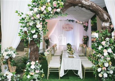 Phông cưới đám cưới Ngọc Anh - Thế Thịnh