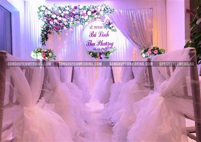 Đám cưới Bá Linh - Thu Phương