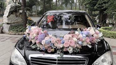 xe hoa cuoi 2