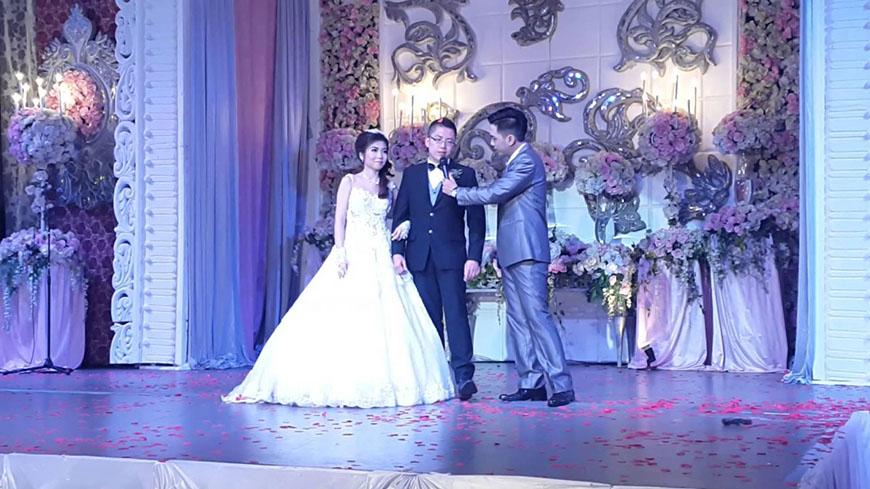 Dịch vụ cho thuê MC đám cưới tại Hà Nội (Chuyên nghiệp - vui vẻ)