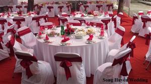 Cho thuê bàn ghế đám cưới tại hà nội