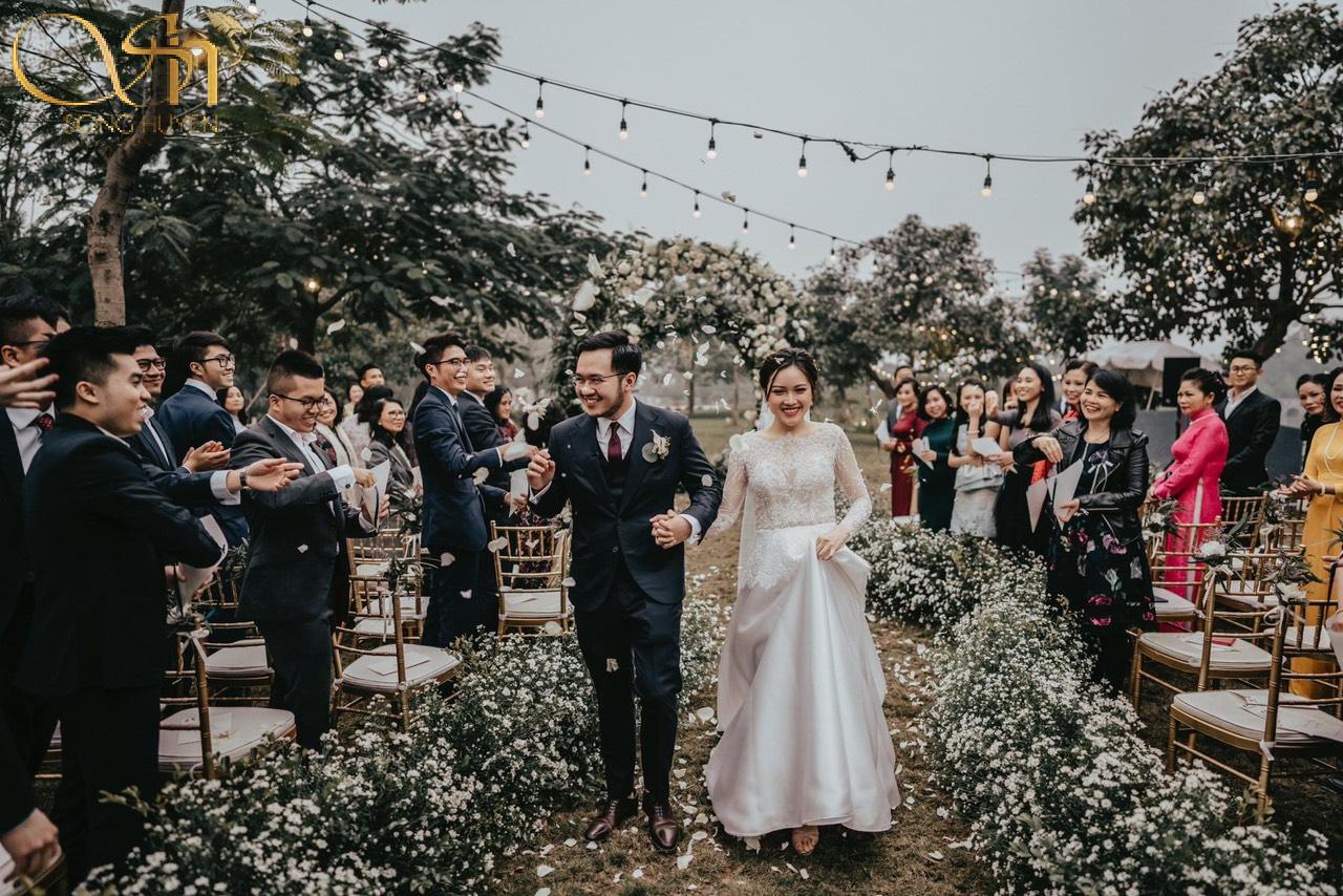 Gợi ý trang trí đám cưới cho cô nàng yêu thích phong cách Boho
