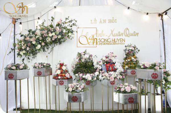Nhà gái cần khoảng bao nhiêu tiền cho chi phí tổ chức đám cưới? Chi phí dự trù để tổ chức một đám cưới?