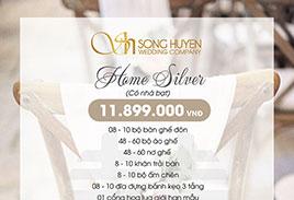 Trang trí tư gia gói Home Sliver (có nhà bạt) 2019