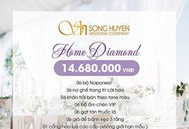 Trang trí tư gia gói Home Diamond