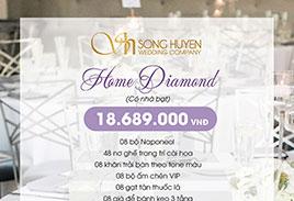 Trang trí tư gia Home Diamond (có nhà bạt)