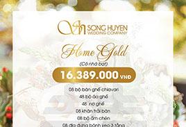 Trang trí tư gia gói Home Gold (Có nhà bạt)
