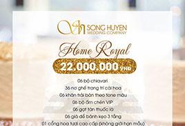 Trang trí tư gia gói Home Royal