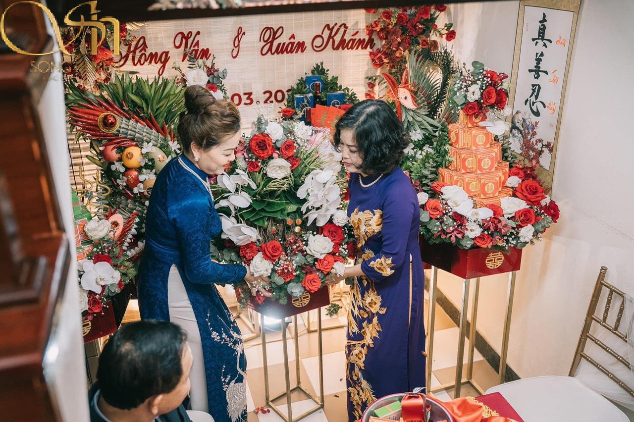 Ý nghĩa ít người biết về tráp rồng phượng – cỗ tráp công phu cầu kỳ chứa đựng những ý nghĩa thiêng liêng trong tục cưới hỏi của người Việt.